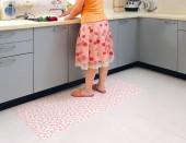 non-woven composite polyolefin absorbent water mats
