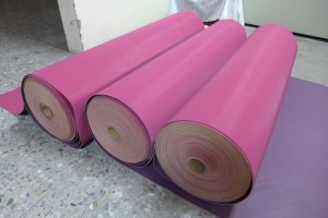 movement mat and conveyor material
